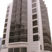 Hotel build in Port saeed
